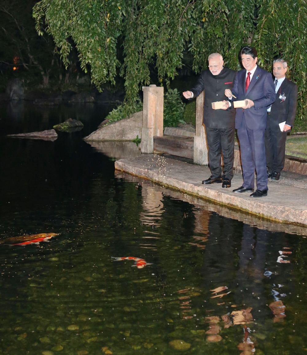 जपान दौऱ्य़ावर पंतप्रधान नरेंद्र मोदी