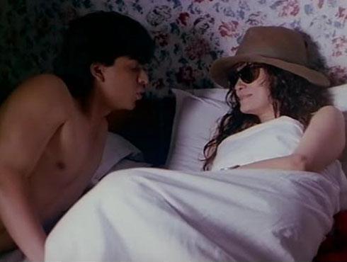 <h3>माया मेमसाब</h3><br/>`मॅडम बोव्हरी` या कादंबरीवर आधारीत माया मेमसाब सिनेमातील बेडरूम सीन्स खूपच हॉट असल्याने श्रृंगारीक ठरले. विशेष म्हणजे या सिनेमात दीपा साहीबरोबर आजचा सुपरस्टार शाहरुख खानने दिलेल्या नग्न दृश्यांमुळे अनेकांची झोप उडाली. या सिनेमात प्रथमच शाहरुख खानने आपले नितंब उघडे दाखवून आणि दीपा साहीने संपूर्ण नग्न होऊन लव्हसीन्स दिल्यामुळे खळबळ माजलीय यानंतर शाहरूख रोमांसचा बादशाह म्हणून हिट झाला. पण त्यानंतर कधीही शाहरूखने असे बोल्ड दृश्य दिले नाही.