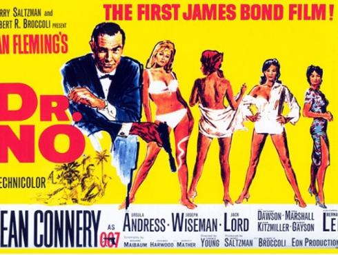 <h3>जेम्स बॉन्डची ५० वर्ष</h3><br/>५ ऑक्टोबर २०१२ रोजी 'द ००७ फ्रेन्चाईज'नं आपल्या कारकिर्दीची ५० वर्ष पूर्ण केली. १९६२ साली याच दिवशी एक सभ्य दिसणाऱ्या सिक्रेट एजंट लोकांसमोर दाखल झाला होता.   <br>