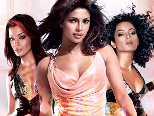 <h3>फॅशन (२००८)</h3><br/><br>झगमगत्या दुनियेतील स्त्रियांवर भाष्य करणारा हा सिनेमा दिग्दर्शक मधूर भांडारकरच्या नजरेतून प्रेक्षकांसमोर आला. 'फॅशन' जगतातील स्त्रियांच्या जीवनाची झलक दाखवण्याचा प्रयत्न मधूरनं केला. त्यांच्या महत्त्वकांक्षा आणि या महत्त्वकांक्षा पूर्ण करण्यासाठी त्यांच्या जीवनात आलेला काळोख... या सिनेमानं दोन राष्ट्रीय पुरस्कार प्राप्त केले. पहिला होता प्रियांका चोप्रा हिला उत्कृष्ट अभिनेत्री म्हणून तर दुसरा होता कंगना रानावत हिला उत्कृष्ट सहकलाकार म्हणून.... <br>