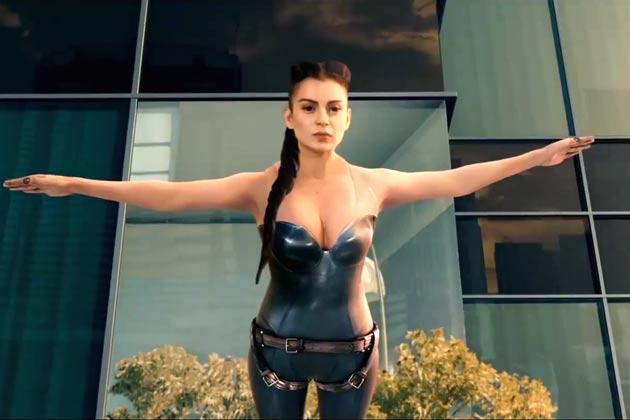 <h3>क्रिश ३</h3><br/>क्रिश ३ मध्ये हृतिक रोशन पुवन्हा सुपरहिरोच्या रूपात लोकांसमोर येणार आहे. या सिनेमात कंगना राणावत नकारात्मक भूमिकेत दिसेल. तिने काया नामक म्युटन्डची भूमिका केली आहे.