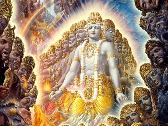 <h3>भगवान विष्णूचा आठवा अवतार</h3><br/>श्रीकृष्ण अवतार हा भगवान विष्णूचा आठवा अवतार आहे. पृथ्वीचा पालनकर्ता म्हणून भगवान विष्णूचे हे अवतार या भूतलावर झाले.