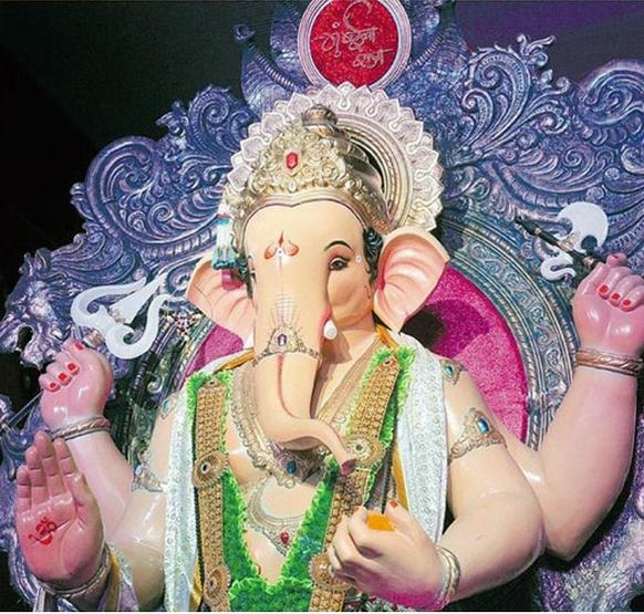 मुंबईचा राजा (गणेश गल्ली)