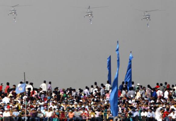 भारतीय हवाईल दलाने ८१व्यात वर्षात पदार्पण केलं असलं तरी ख-या अर्थाने याचा इतिहास त्यापेक्षाही जूना आहे.