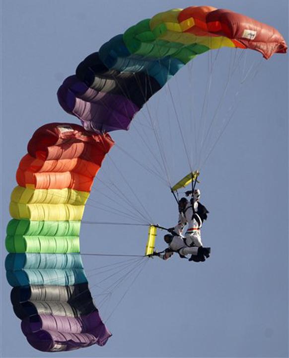 `नभ: स्पृशं दीप्तम्` हे ब्रीद भारतीय हवाई दलाने सार्थ ठरवलं आहे.