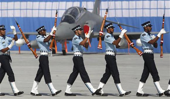 शत्रूचा कोणताही हल्ला परतवून लावण्याची ताकद या भारतीय हवाई दलात आहे.