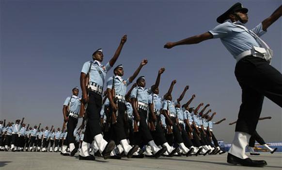 बांग्लादेशच्या युद्धात भारतीय हवाई दलाने आपली ताकद पाकिस्तानला दाखवून दिलीय.