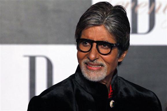 बॉलिवूडचा शहेनशाह... अमिताभ बच्चन