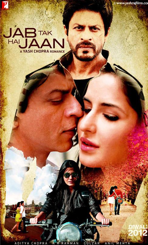 शाहरूख खान तब्बल आठ वर्षाने यश चोप्रांसोबत सिनेमा केला आहे...