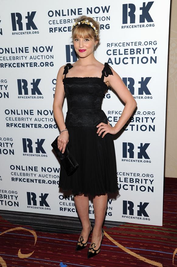 न्यू यॉर्कमधील एका कार्यक्रमात अभिनेत्री डायना अग्रॉन हिने हजेरी लावली होती.