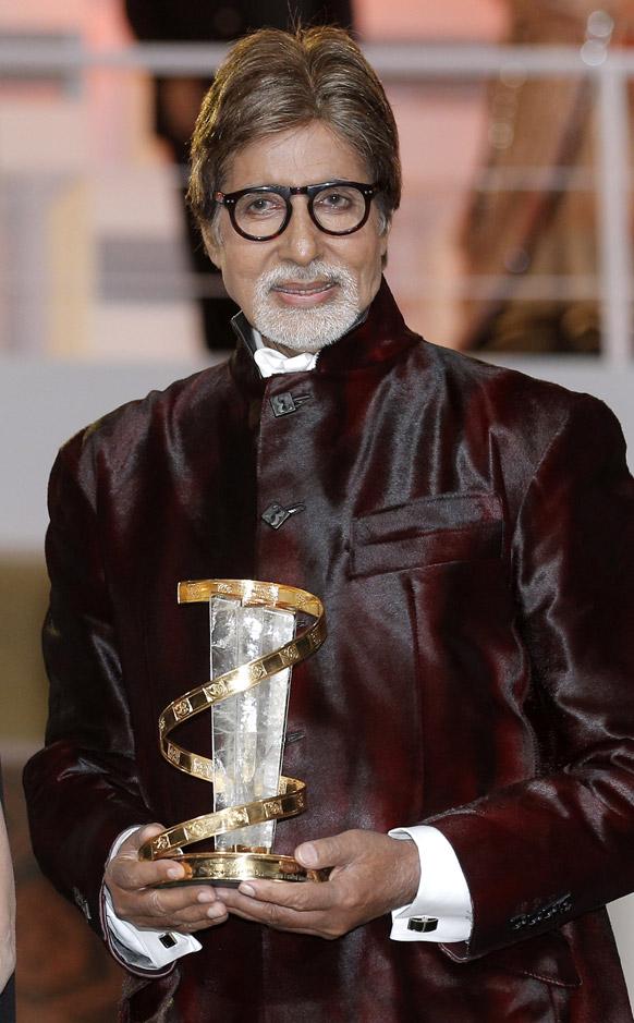 माराकेच फिल्म फेस्टिव्हलमध्ये अमिताभ बच्चन