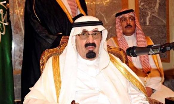 फोर्ब्जच्या यादीत - सौदी अरेबियाचे राजे अब्दुल्ला बिन अब्दुल अजीज अल सऊद ७ व्या क्रमांकावर आहेत