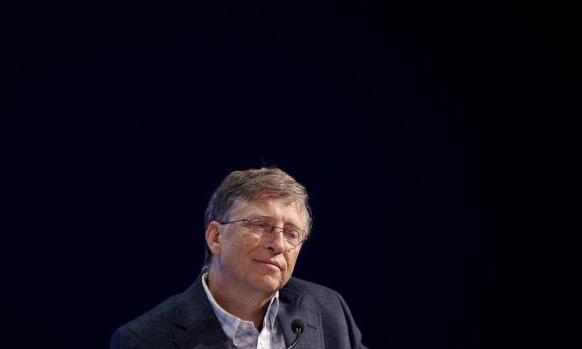 फोर्ब्जच्या यादीत - मायक्रोसॉफ्टचे संस्थापक बिल गेट्स ४ व्या क्रमांकावर आहेत