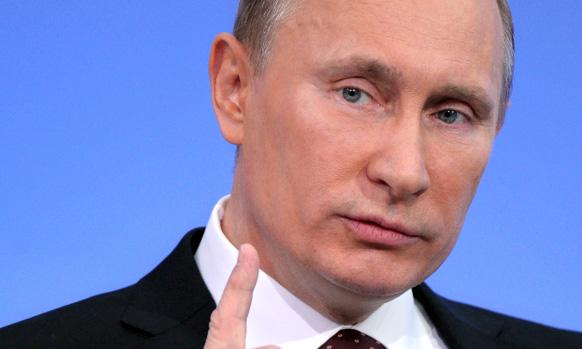 फोर्ब्जच्या यादीत - रशियाचे राष्ट्रपती ब्लादिमीर पुतिन तिसऱ्या क्रमांकावर आहेत