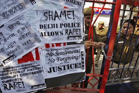 दिल्ली पोलिसांच्या कार्यक्षमतेवर उभं राहिलंय प्रश्नचिन्ह