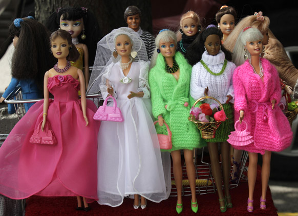 बाहुल्या बनल्या मॉडेल्स