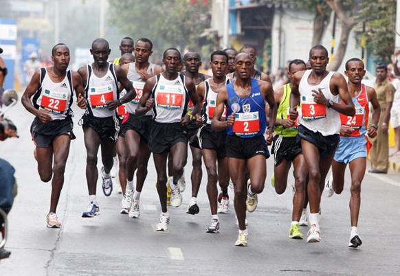 मुंबईची दौड
