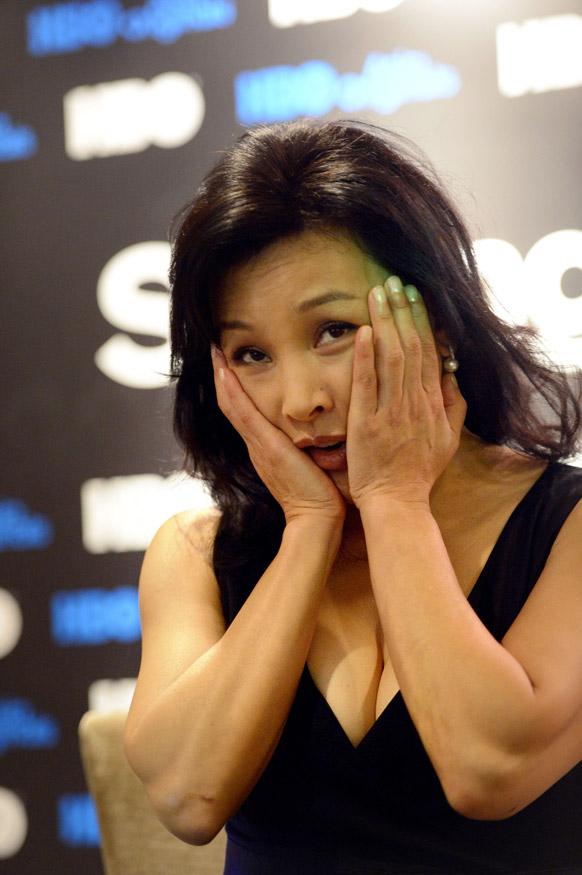 अभिनेत्री जोन चेन