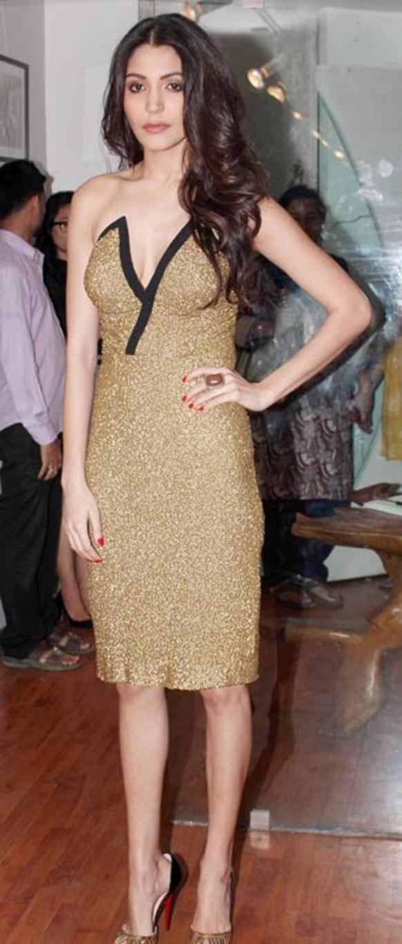 'फिमिना'च्या कव्हर पेजवर 'मोस्ट ब्युटीफुल गर्ल'... अनुष्का शर्मा