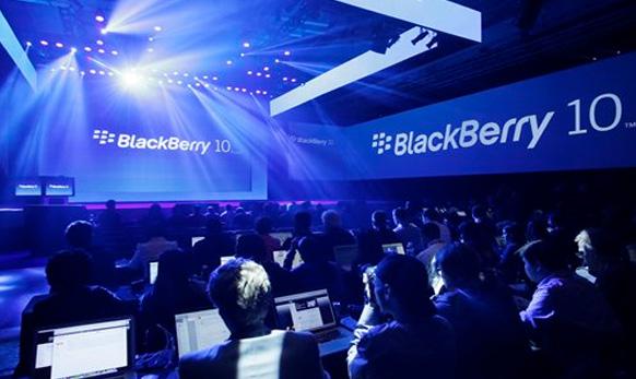 Blackberry 10... च्या अनावरणाची उत्सुकता...