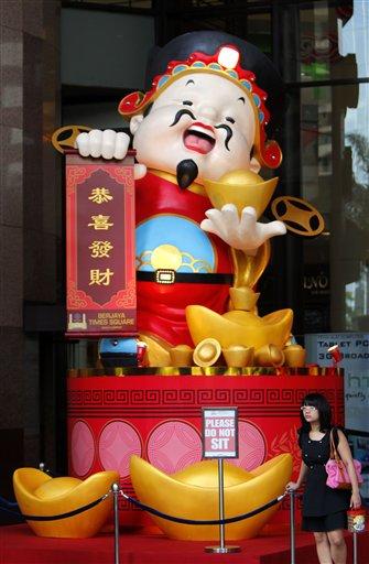 1.चिनी परंपरेनुसार वर्षगणना ही सलग अंकांमध्ये मोजली जात नाही. चीनबाहेर, पिवळ्या सम्राटाच्या कारकिर्दीपासून वर्षगणना केली जाते