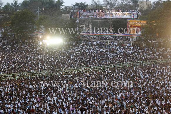 माझ्या हातात महाराष्ट्र द्या बलात्कार करणाऱ्यांचे हात-पाय तोडून टाकीन – राज