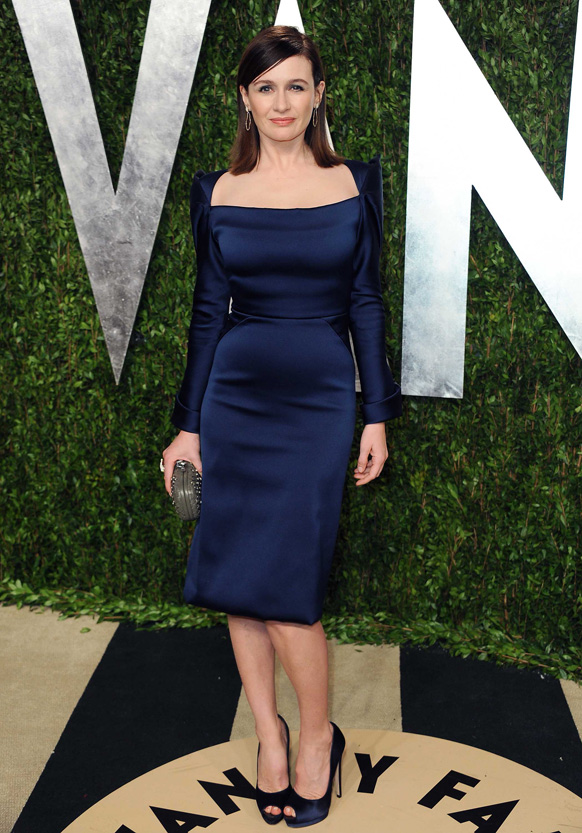ऑस्कर पुरस्कार सोहळ्यानंतर हॉलिवुडमधील सनसेट प्लाझा हॉटेलमध्ये अभिनेत्री ऐमिली मॉर्टीमर