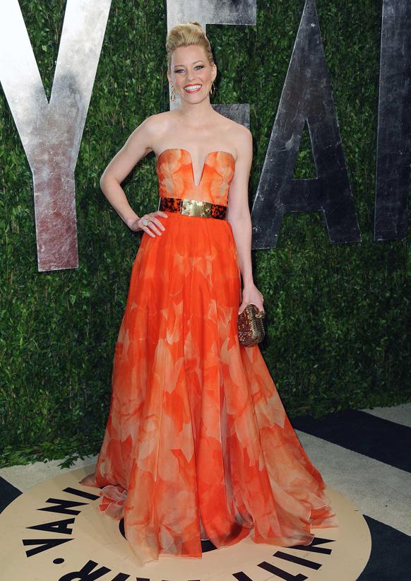 ऑस्कर पुरस्कार सोहळ्यानंतर हॉलिवुडमधील सनसेट प्लाझा हॉटेलमध्ये अभिनेत्री एलिझाबेथ बॅक