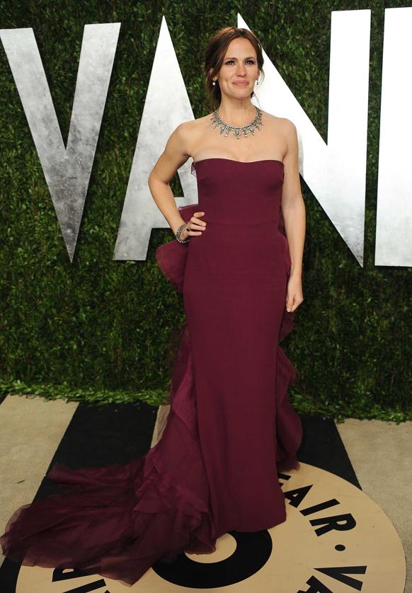 ऑस्कर पुरस्कार सोहळ्यानंतर हॉलिवुडमधील सनसेट प्लाझा हॉटेलमध्ये अभिनेत्री जेनिफर गार्नर