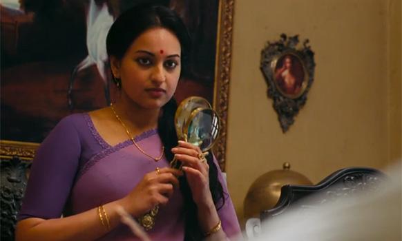 हिंदी सिनेमातील क्लासिक ब्युटी... सोनाक्षी