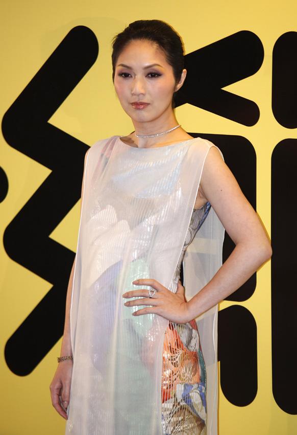 हाँगकाँगची अभिनेत्री मिरीम यीयुंग