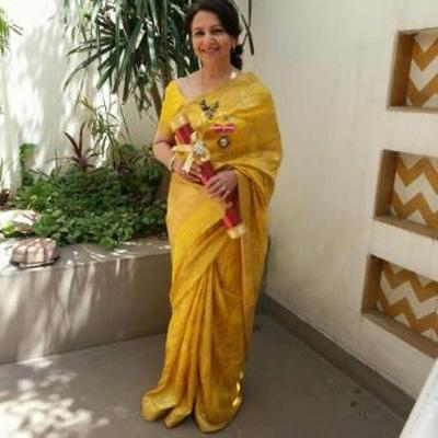 पद्मभूषण शर्मिला टागोर....