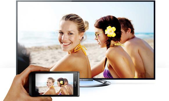 एका टचमध्ये तुम्हाला तुमचा फोन 'होम टीव्ही' मोडवर स्विच करता येऊ शकतो.