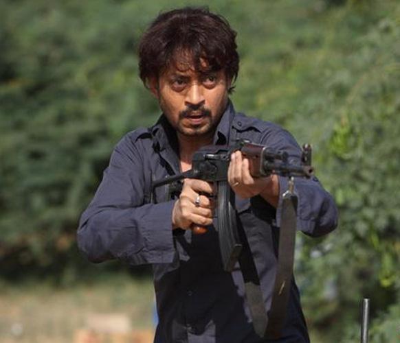 इरफान खान... निखिल अडवाणी दिग्दर्शित 'डी-डे'मध्ये