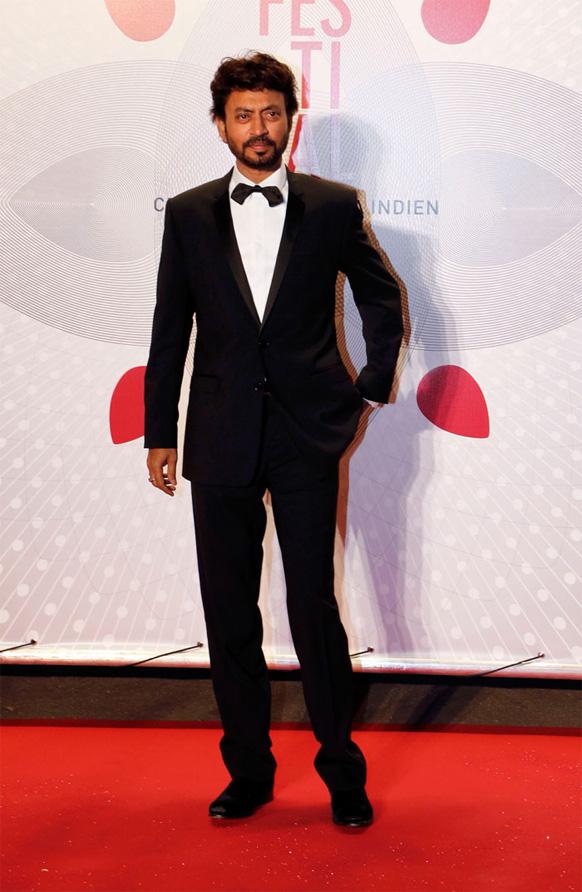 राष्ट्रीय पुरस्कार विजेता इरफान खान