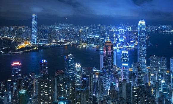 हाँगकाँग - दररोज ८.७२ दशलक्ष आंतरराष्ट्रीय प्रवासी भेट देतात