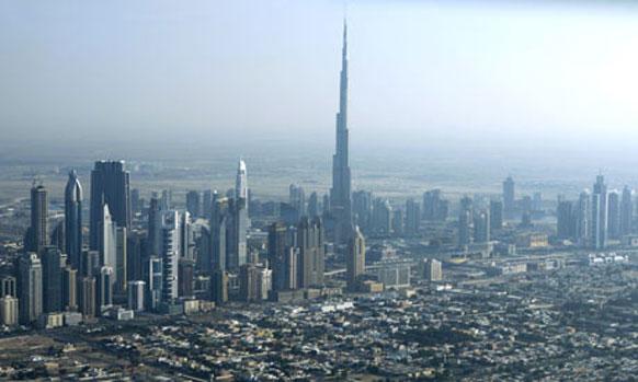 दुबई - दररोज ९.८९ दशलक्ष आंतरराष्ट्रीय प्रवासी भेट देतात