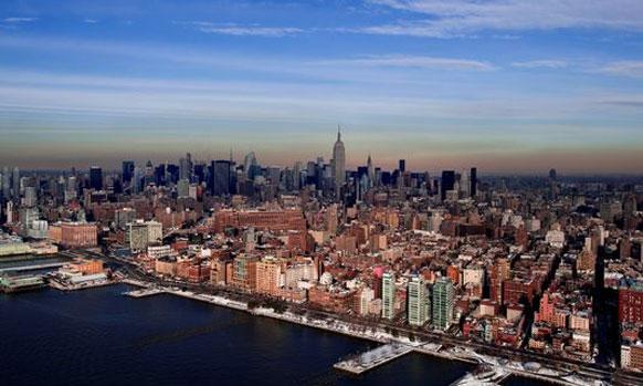 न्यूयॉर्क - दररोज ११.५२ दशलक्ष आंतरराष्ट्रीय प्रवासी भेट देतात