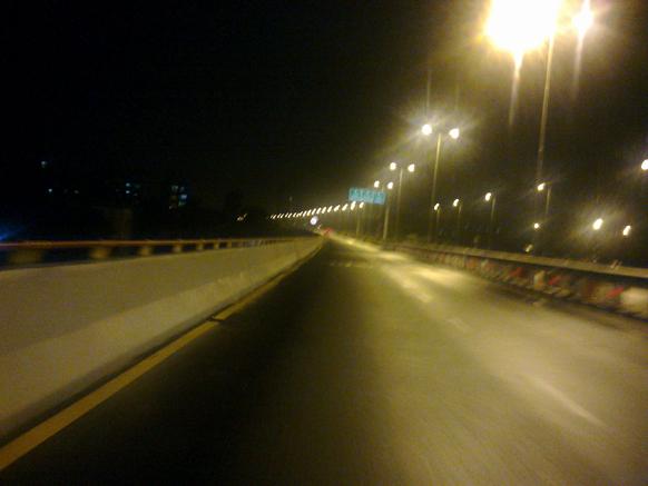 हा रस्ता शुक्रवारपासून वाहतुकीसाठी खुला करण्यात आलाय