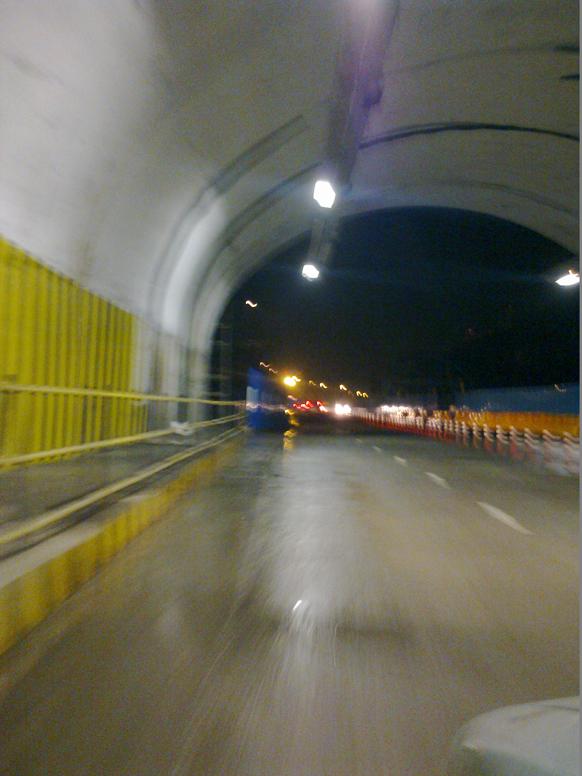 ईस्टर्न फ्रीवे हा १७ किमी लांब रस्ता भारतातला दुसरा तर मुंबईतला पहिलाच सगळ्यात लांब फ्लायओव्हर आहे.