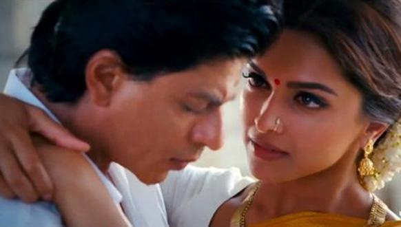 शाहरुख खान आणि दीपिका पदूकोन... 'चेन्नई एक्सप्रेस'मधून