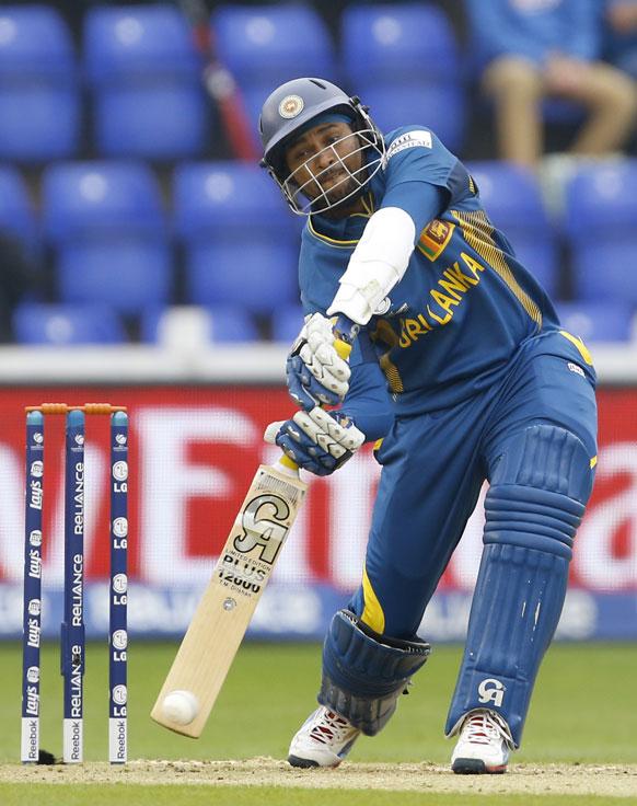 श्रीलंकेवर भारताचा विजय