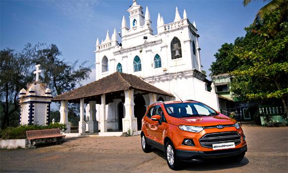 फोर्ड इंडियाने इको स्पोर्ट कार बनवणाऱ्या चेन्नई येथील प्लांटमध्ये १४२ मिलियन यूएसडी गुंतवले आहेत.