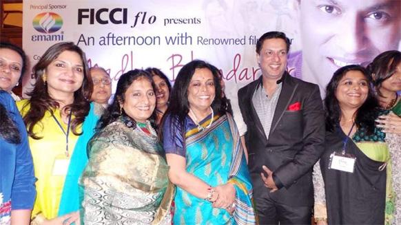 कोलकातामध्ये एफआयसीसीआयच्या कार्यक्रमामध्ये 'मधुर भांडारकर'