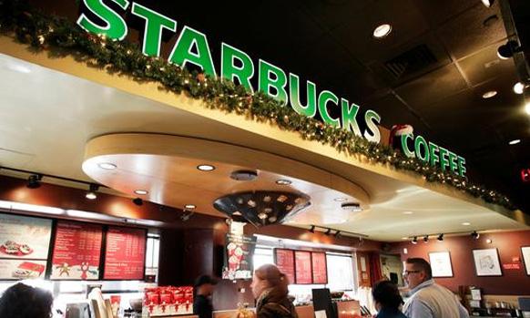 स्टारब्यूक ही जगातील सर्वात मोठी कॉफीहाऊस कंपनी आहे. आतापर्यत या कंपनीचे ६२ देशांमध्ये २०,८९१ दुकान आहेत. फॉच्र्युन नुसार जगातील प्रसिद्ध कंपनी असून पाचव्या स्तरावर आहे.