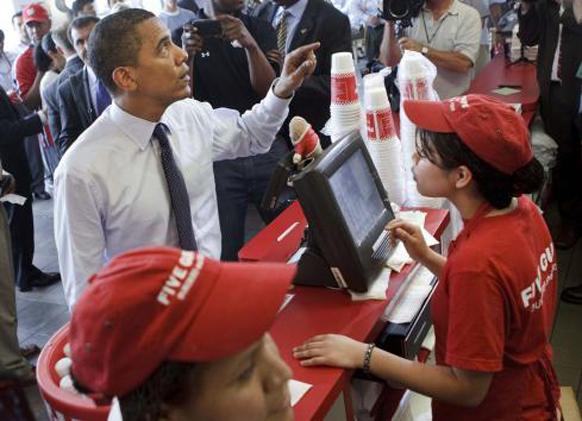 ग्रेट बराक ओबामा