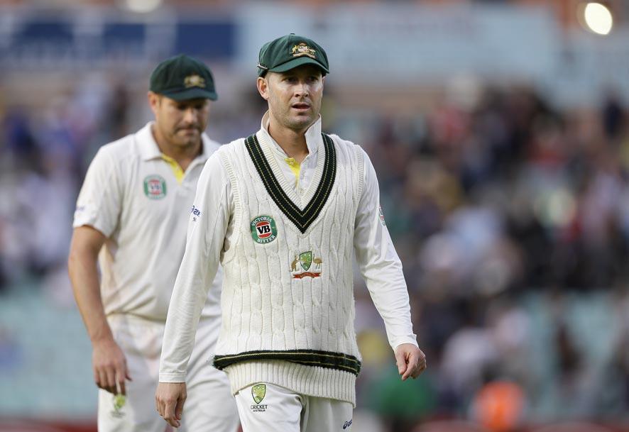 ऑस्ट्रेलियाचा क्रिकेट टीमचा कप्तान माइकल क्लार्क