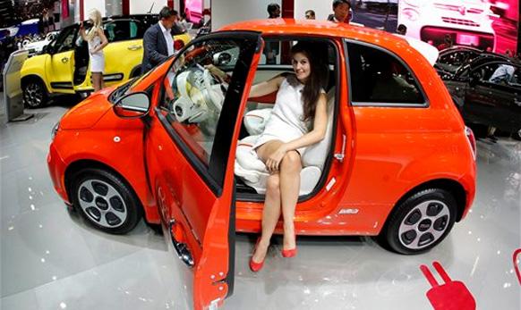 फियाटची नवीन Fiat 500