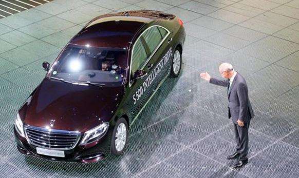 डायमलरची नवीन a S500