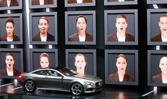 मर्सिडीजची नवीन  Mercedes S-Class